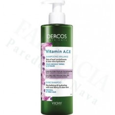 VICHY DERCOS NUTRIENTS VITAMINS CHAMPU 250 ML