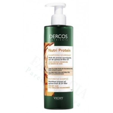 VICHY DERCOS NUTRIENTS NOURISH CHAMPU 100 ML