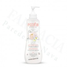 BABY BASIC GEL SHAMPOO ROOFA 500 ML