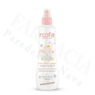 BABY CLEANSING WATER ROOFA 200 ML