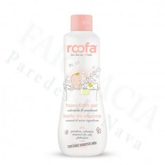 BABY BASIC FOAM GEL ROOFA 300 ML