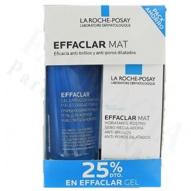 PACK EFFACLAR M + EFFACLAR GEL