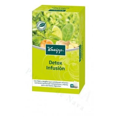 KNEIPP DETOX INFUSION 20 BOLSITAS