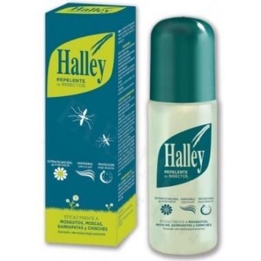 HALLEY REPELENTE INSECTO 100ML