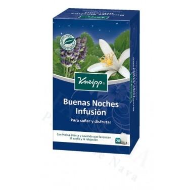 KNEIPP BUENAS NOCHES INFUSION 20 BOLSITAS