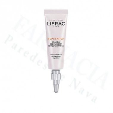 LIERAC DIOPTIFATIGUE 15 ML GEL-CREMA CORRECCION FATIGA