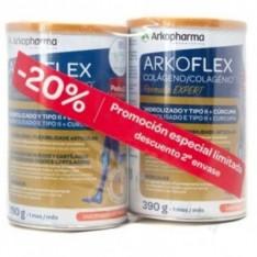 ARKOFLEX DUPLO DOLEXPERT SABOR NARANJA 390G