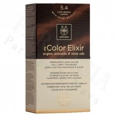 APIVITA COLOR KIT 5,4 MARRON COBRIZO