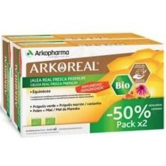 ARKOREAL PACK JALEA REAL INMUNIDAD 20 X2