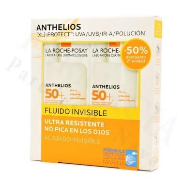 LA ROCHE POSAY ANTHELIOS DUPLO FLUIDO INVISIBLE 40%