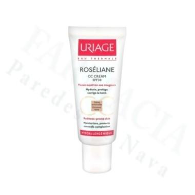ROSELIANE CC CREAM SPF 30 URIAGE 40 ML