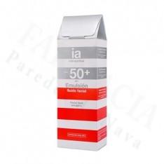 INTERAPOTHEK EMULSION FLUIDO FACIAL SPF 50+ 50 ML