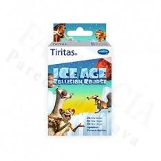 TIRITAS KIDS APOSITO ADHESIVO ICE AGE 3 TAMAÑOS 14 U