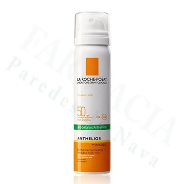 ANTHELIOS BRUMA DE ROSTRO INVISIBLE SPF 50 75 ML