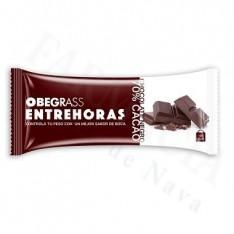OBEGRASS ENTREHORAS BARRITACHOCOLATE NEGRO 30 G