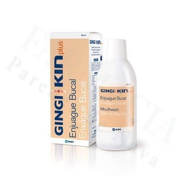 GINGIKIN PLUS ENJUAGUE 500 ML
