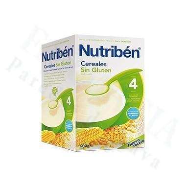 NUTRIBEN CER SIN GLUTEN 600 G