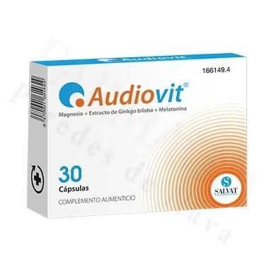AUDIO VIT 30 CAPS (CAJONES FUERA )
