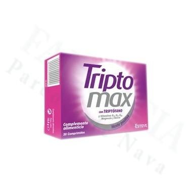 TRIPTOMAX 30 COMP (EN LAS VITAMINAS)