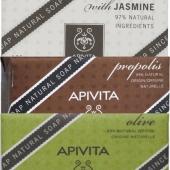 Para los amantes de lo clásico y NATURAL, vuelven las pastillas de jabón naturales de Apivita. oliva: Con aceite de oliva y aceite esencial de geranio, válido para todo tipo de pieles. 🐝 Própolis: Con extracto de propóleo y aceite esencial de tomillo, limpia en profundidad el rostro y cuerpo. Perfecto para pieles grasas y jóvenes. 🌾 Jazmín: Con extracto de jazmín y aceite esencial de lavanda, limpia con delicadeza e hidrata la piel. Apto para todo tipo de pieles.#jabon #jabonnatural #apivita #esencianatural #natural #pastillajabónnatural #consejosdesalud #tufarmaciatecuida #aroma #aromaterapia #pielgrasa #todotipodepiel #pieljoven